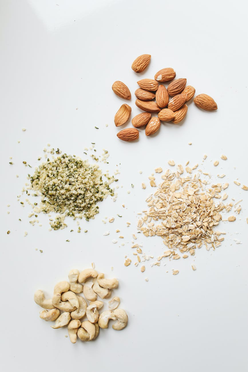 photo of assorted nuts